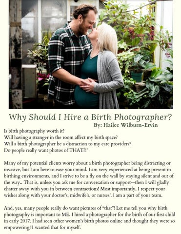 Page 36 of Why Should I Hire a Birth Photographer?