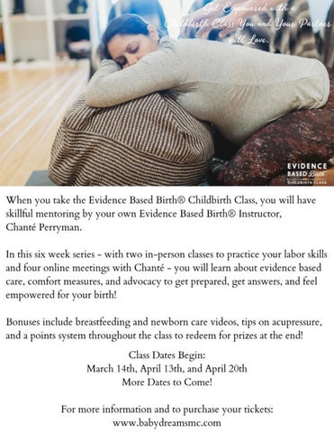 Page 7 of Evidence Based Birth® Childbirth Class