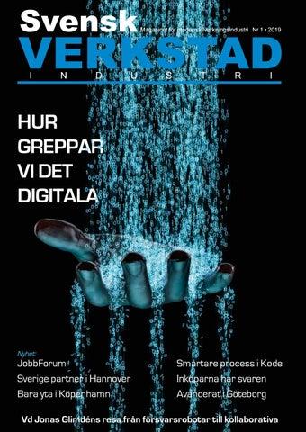 Svensk Verkstad nr 1 2019