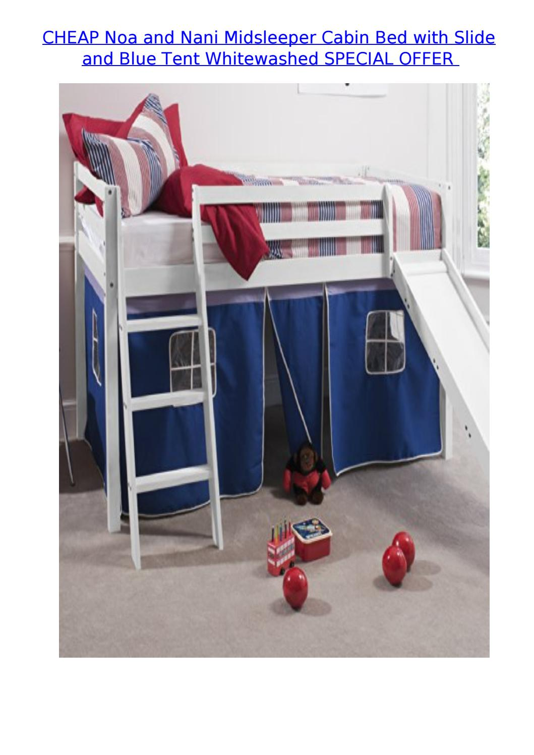 Noa And Nani Midsleeper Cabin Bed