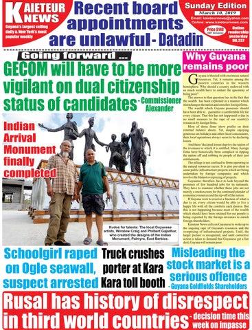 b0ff56134eb Kaieteur News by GxMedia - issuu