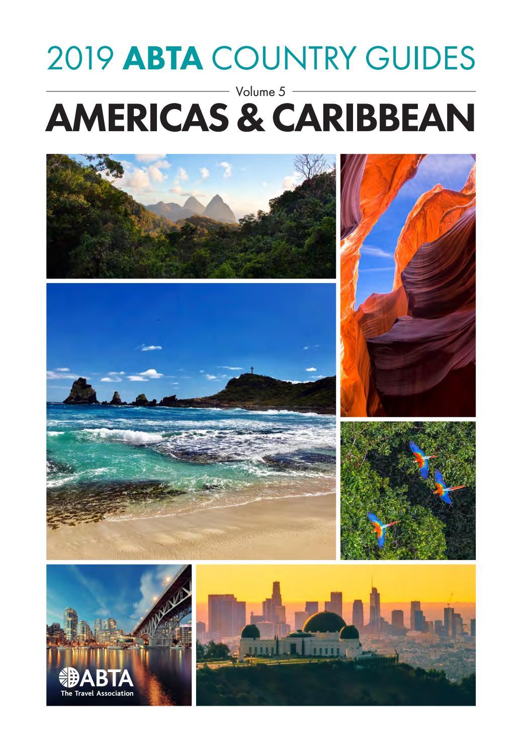 7ad454ea4 2019 ABTA Country Guides: Americas & Caribbean by ABTA Magazine - issuu
