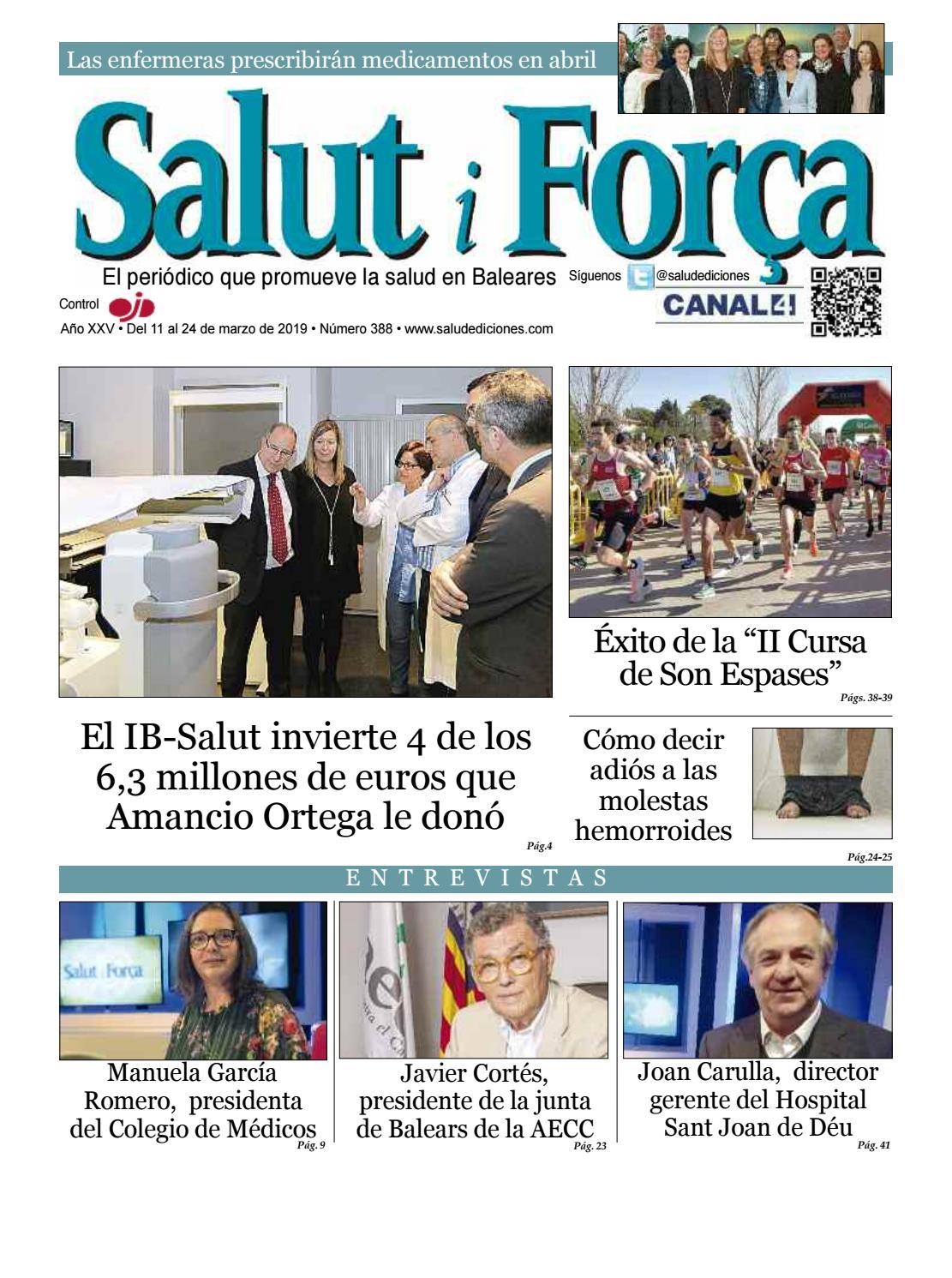 4336ed7e54 388 Salut i Força Baleares by Salud Ediciones - issuu