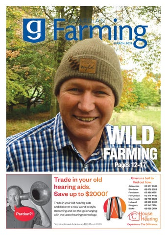 f64a6cd23d300 Farmers Weekly NZ January 28 2019 by Farmers Weekly NZ - issuu