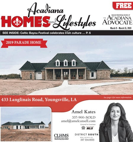 acadiana homes lifestyles march 9 2019 by the advocate issuu rh issuu com
