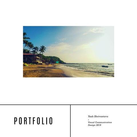 Portfolio 2019 by yashh - issuu