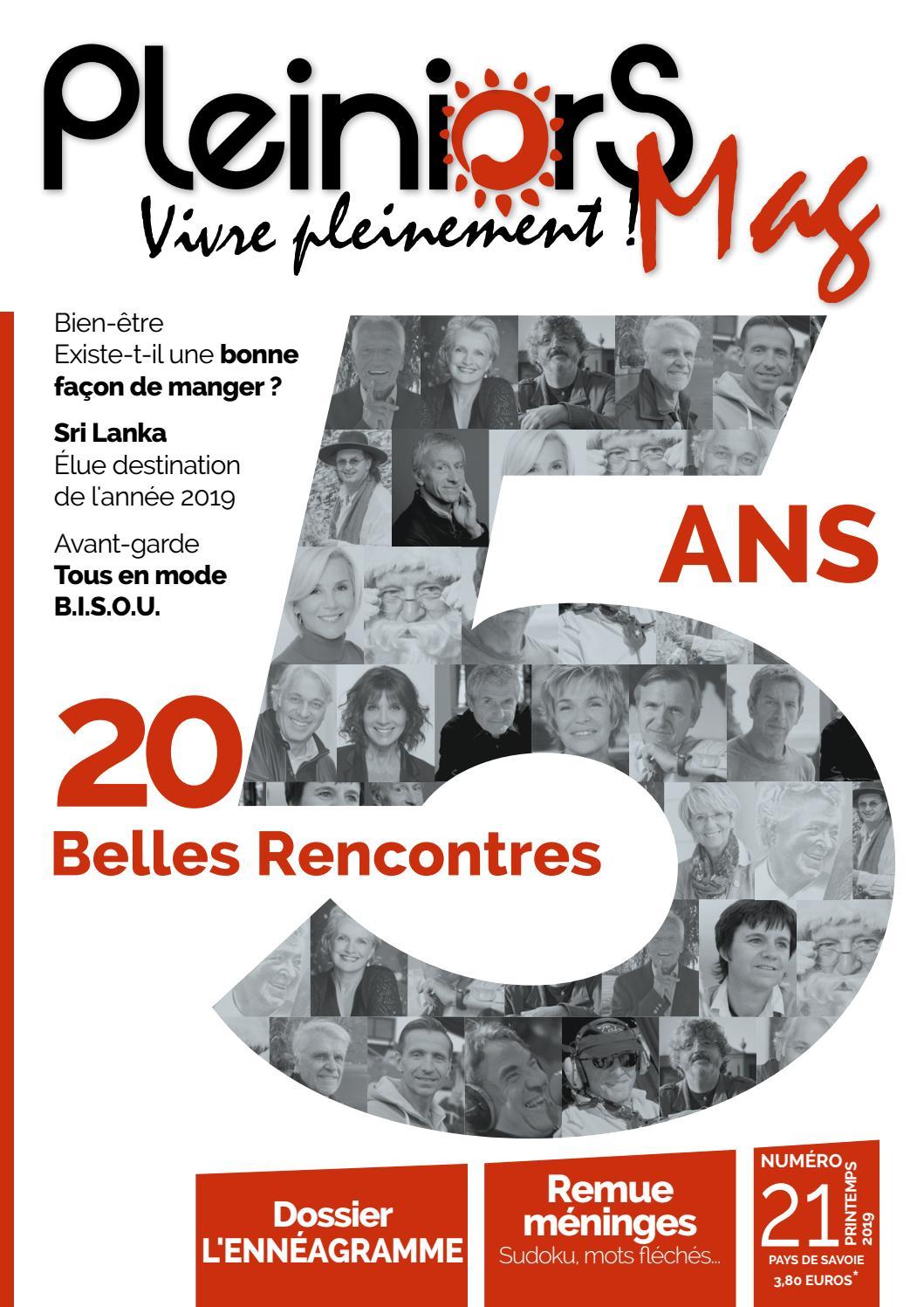Breden Hélène Issuu Mag PleinementBy N°21 Pleiniors Vivre DI2EH9