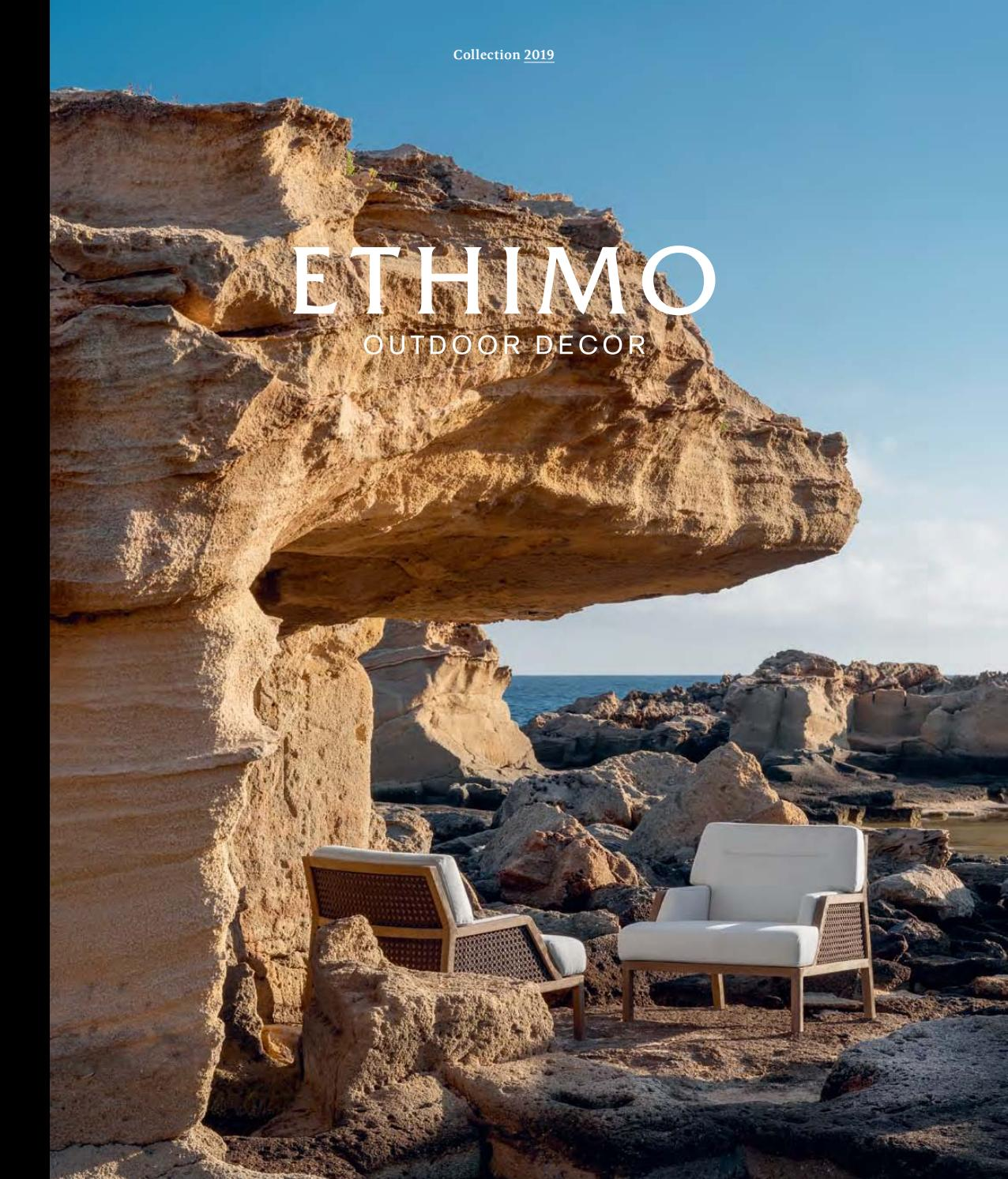 градинска мебел Ethimo 2019 By Esteta Interiori Issuu