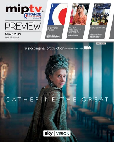5546708f8c9ab MIPTV 2019 PREVIEW MAGAZINE by MIPMarkets - issuu