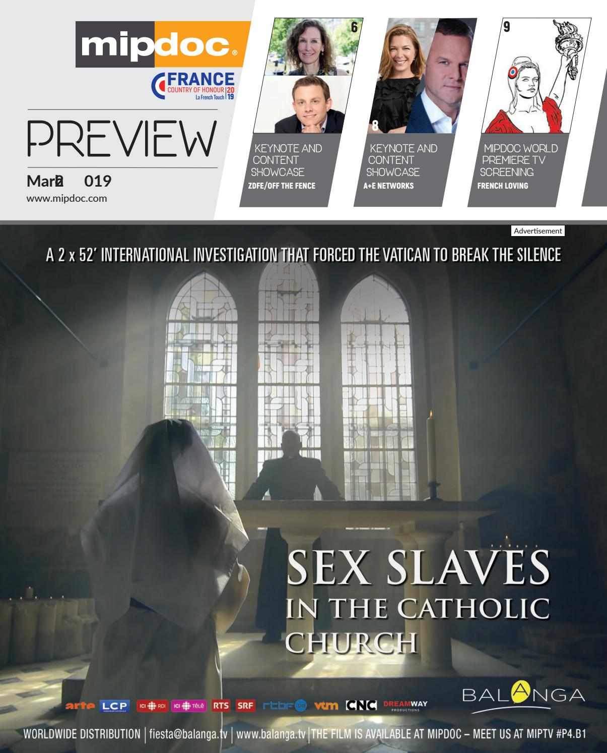 MIPDOC 2019 PREVIEW MAGAZINE by MIPMarkets issuu