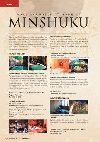 Page 24 of Make Yourself at Home at Minshuku