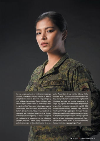 Page 5 of Angel Locsin is back!