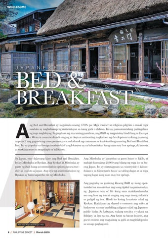 Page 8 of Japanese-Style Bed & Breakfast