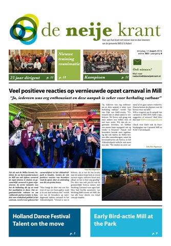 e92771d57a3 De Neije Krant jaargang 8 editie 303 by InMill - issuu