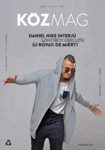 "Cover of ""KÖZMAG Budapest 2019 Február"""