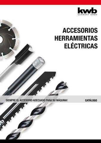 bfb0fd9bd7 Accesorios Herramientas Eléctricas by Einhell Germany AG - issuu