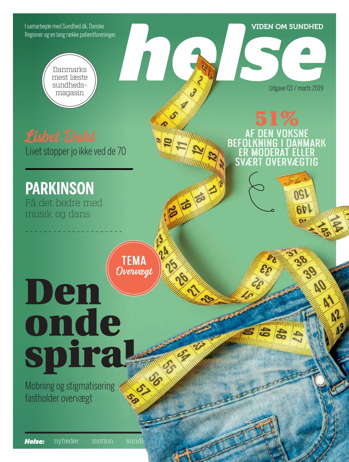 8eaa0daef01 Helse-2019-03 by Mediegruppen as - issuu