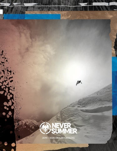 c17164e3c8f Never Summer Snowboards 2019 2020 by OutdoorSport.ES - issuu