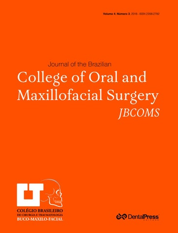JBCOMS - Journal of the Brazilian College of Oral and