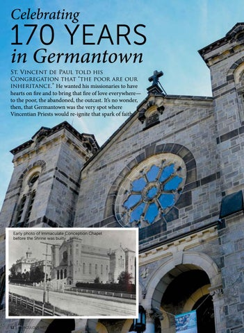 Page 12 of Celebrating 170 Years in Germantown