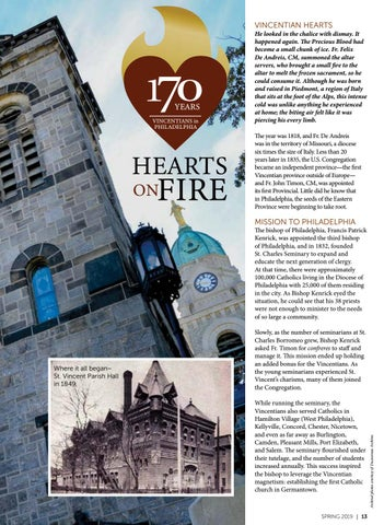 Page 13 of Celebrating 170 Years in Germantown