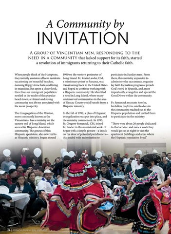 Page 24 of A Community by Invitation