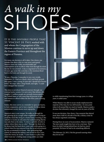 Page 28 of A Walk in my Shoes