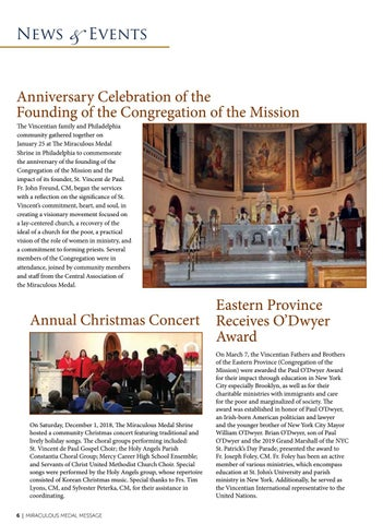 Page 6 of News and Events
