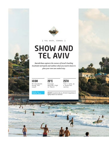 Page 56 of Show and Tel Aviv