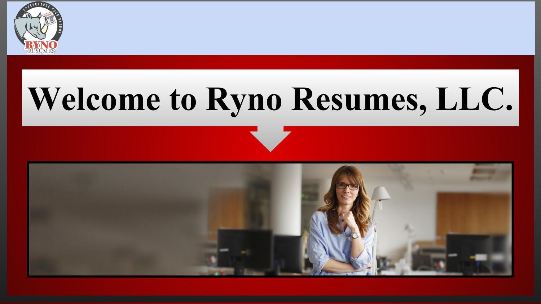 Certified Professional Resume Writers Ryno Resumes Llc By Ryno