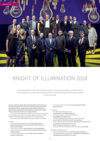 Page 14 of Knight of Illumination 2018
