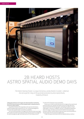 Page 16 of 2B Heard Hosts Astro Spatial Audio Demo Days