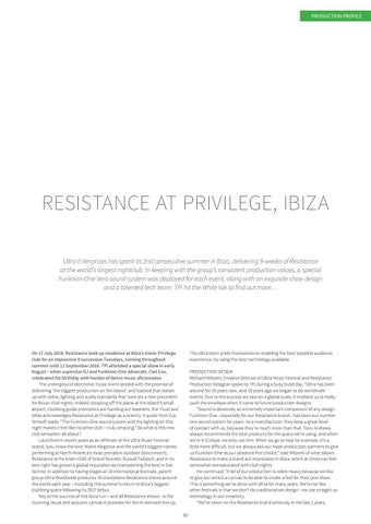 Page 53 of Resistance at Privilege, Ibiza