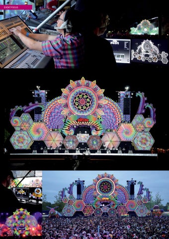 Page 8 of Avolites Map Complex Stage Design at elrow Town
