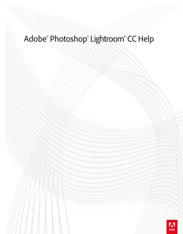Lightroom CC Book by Photo Cinema Club - Prilep - issuu