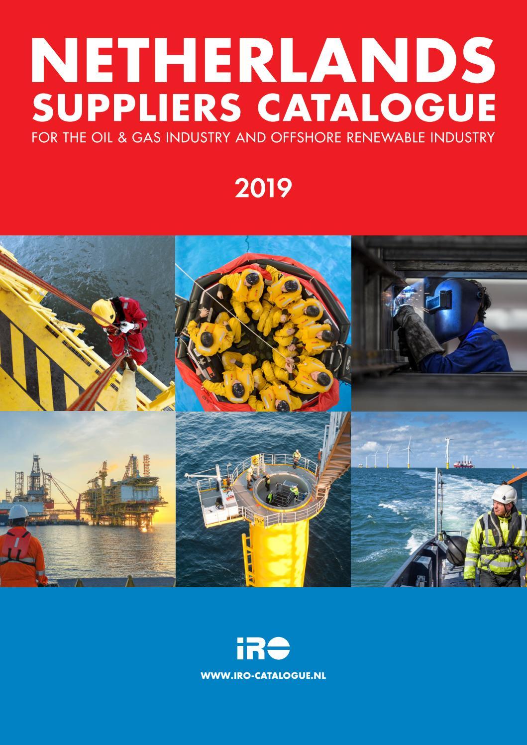 Iro Netherlands Suppliers Catalogue 2019 By Pedemex Bv Issuu