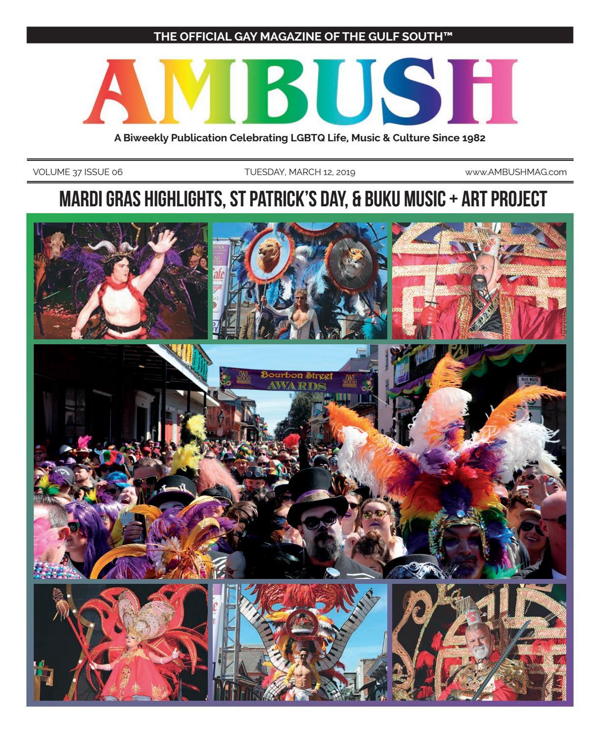 c86c8e8f31c42e Ambush Magazine Volume 37 Issue 06 by Ambush Publishing - issuu