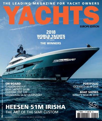Yachts Europe