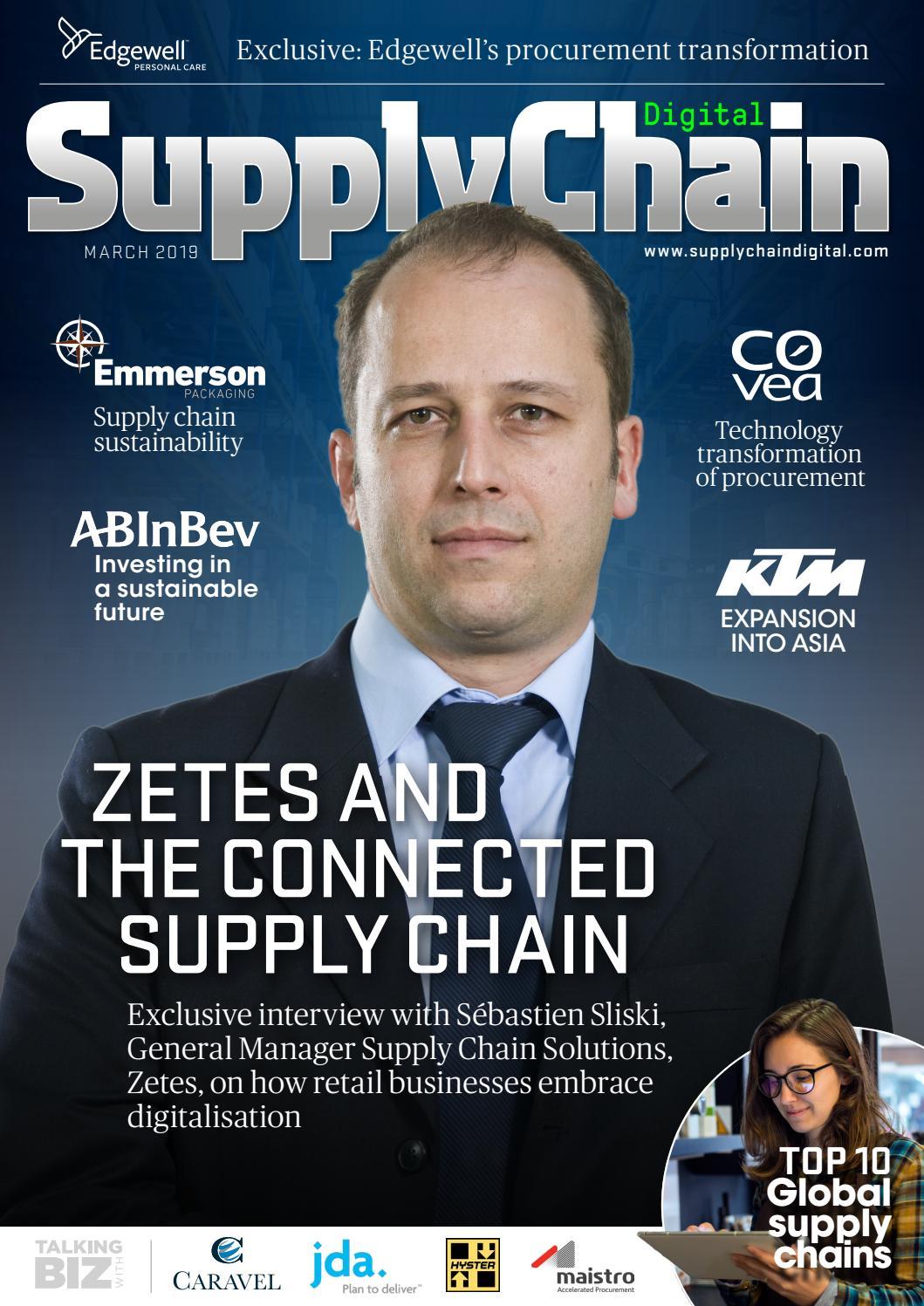 Technology Management Image: Supply Chain Digital Magazine