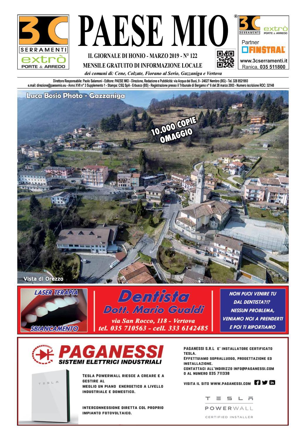 Nuova Tessitura F Lli Bosio.Honio 0319 By Paese Mio Issuu