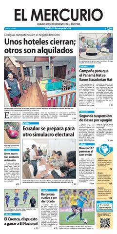 24447a638a52 El Mercurio-11-03-2019 by Diario El Mercurio Cuenca - issuu