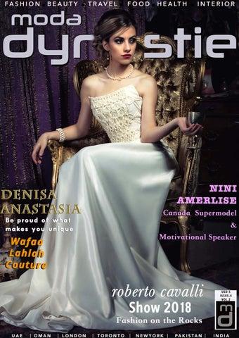 1c589bbafab Moda Dynastie Magazine July - Aug 2018 by Moda Dynastie - issuu