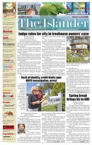 The Islander Newspaper E-Edition: Wednesday, March 13, 2019