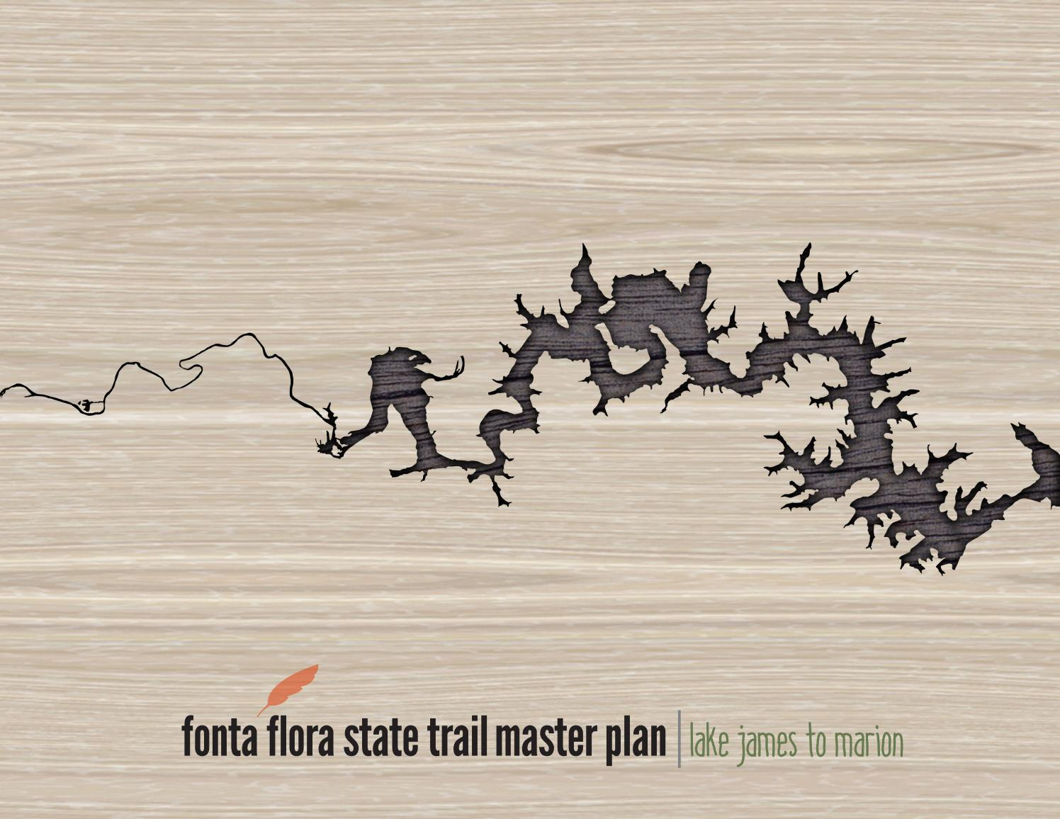 0eff91fccc608 Fonta Flora State Trail Master Plan - Lake James to Marion by DbD Planning  - issuu
