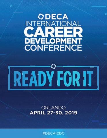 2019 ICDC Program by DECA Inc  - issuu