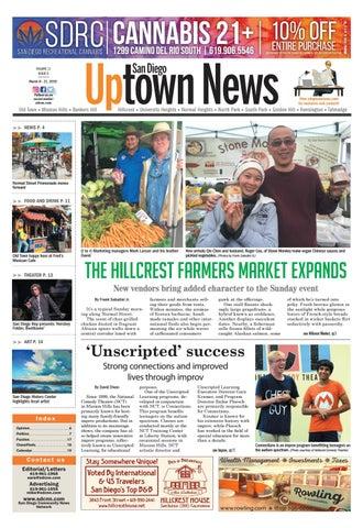 8ae8ae81516 San Diego Uptown News, Vol. 11, Issue 5 by SDCNN - issuu