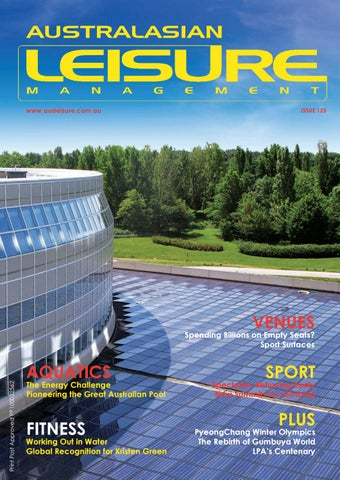 Australasian Leisure Management Issue 125 2018 by ausleisure97 - issuu