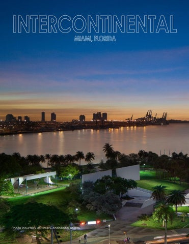 Page 74 of Luxe Florida: InterContinental Miami