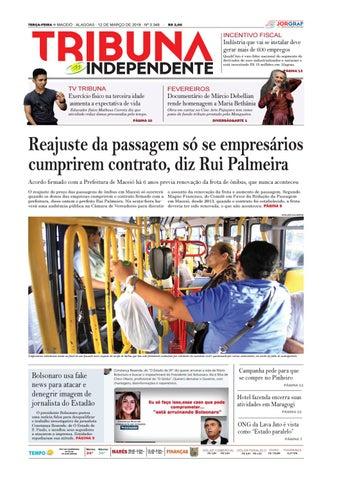 ba47b9769 Edição número 3348 – 12 de março de 2019 by Tribuna Hoje - issuu