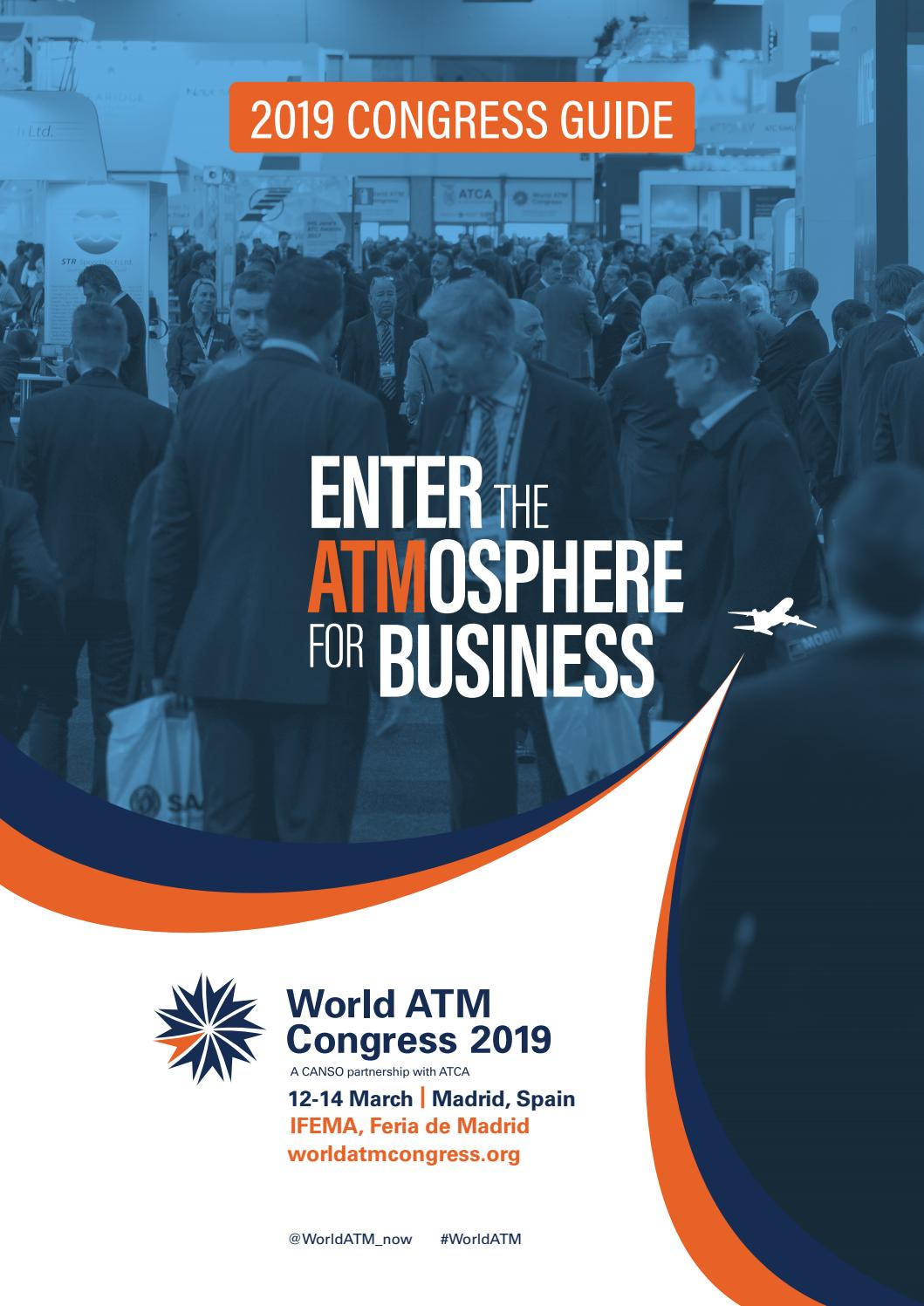World ATM Congress 2019 Guide by World ATM Congress - issuu